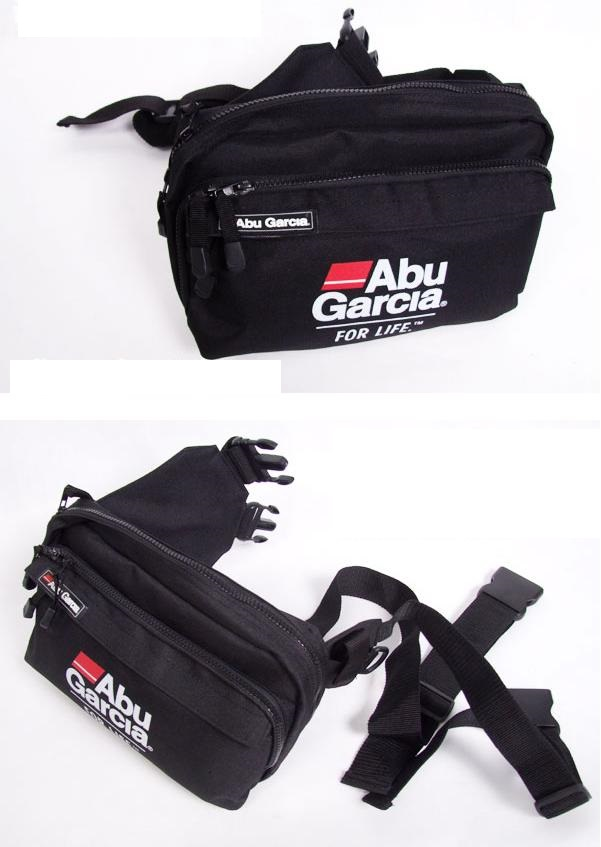 ABU GARCIA Waist Tackle Bag 7cdffc8b34535